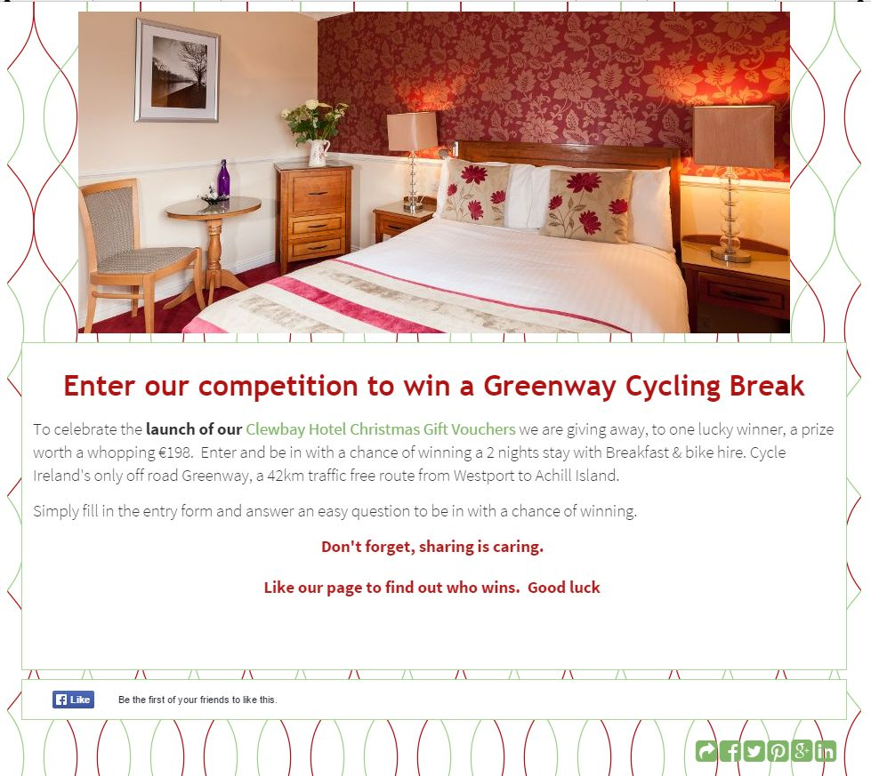 Clewbay Facebook Competition Goals and Objectives